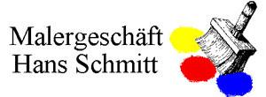 Hans Schmitt Malergeschäft
