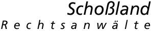 Schoßland Rechtsanwälte, Sonja Moser & Dietmar Schoßland