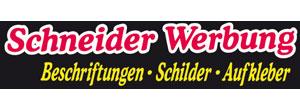 Schneider Werbung