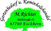 Gartenbedarf & Kaminholzhandel M. Richter
