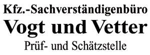 Kfz-Sachverständigenbüro Vogt und Vetter
