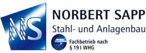 Norbert Sapp Stahl- und Anlagenbau GmbH