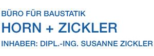 Horn + Zickler Inh. Dipl.-Ing. Susanne Zickler