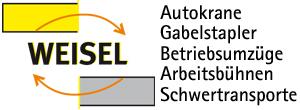 Autokran Weisel Gabelstapler Transporte GmbH