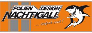 Nachtigall Folien-Design