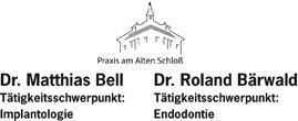Bell Matthias Dr. u. Bärwald Roland Dr.