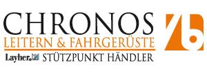 Chronos GmbH Leitern & Fahrgerüste Layer Stützpunkt Händler