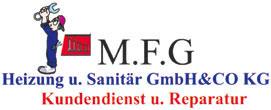 M.F.G. Heizung und Sanitär GmbH & Co. KG