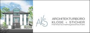 AKS Architekturbüro Klose + Sticher Partnerschaftsgesellschaft