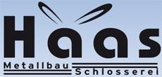 Haas Metallbau - Schlosserei