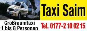 Taxi Saim Großraumtaxi