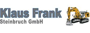 Klaus Frank Steinbruch GmbH