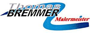 Logo von Bremmer Thomas Malermeister