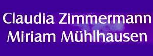 Zimmermann Claudia & Mühlhausen Miriam
