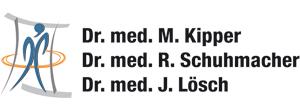 Kipper Michaela Dr. , Schuhmacher Ralph Dr.med. , und Lösch Josef Dr.med.