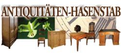 Antiquitäten-Hasenstab