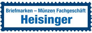 Heisinger Briefmarken - Münzen Fachgeschäft
