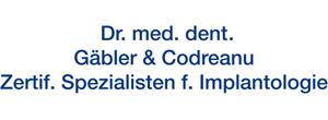 Gäbler Marco Dr. & Codreanu Ruxandra Dr.
