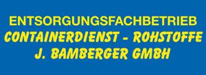 Containerdienst J. Bamberger