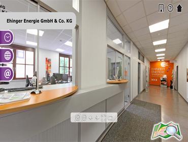 Panorame 1 EHINGER ENERGIE GmbH & Co. KG Energieversorgung