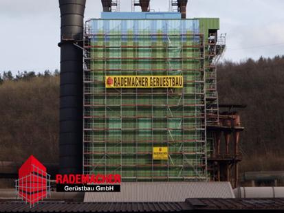 Kundenbild klein 3 Rademacher Gerüstbau GmbH