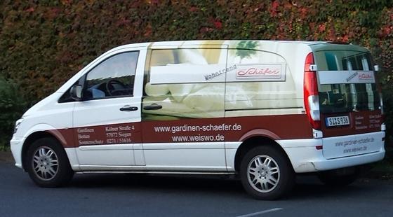 Gardinen & Wohntrend Schäfer Leonhard GmbH in Siegen ⇒ in Das