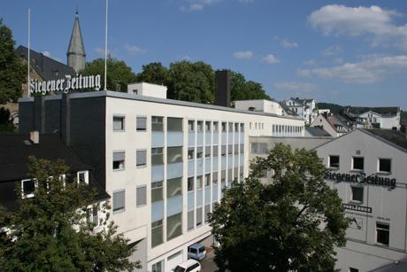 Kundenbild klein 1 Siegener Zeitung Vorländer & Rothmaler GmbH & Co. KG