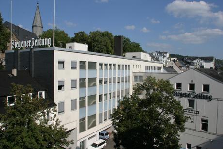 Kundenbild klein 3 Siegener Zeitung Vorländer & Rothmaler GmbH & Co. KG