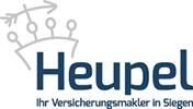 Kundenlogo von Versicherungsmakler Heupel