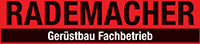 Kundenlogo Rademacher Gerüstbau GmbH