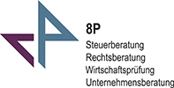 Kundenlogo von AchtP Partnerschaft mbB
